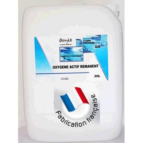 Chlore brome oxyg ne actif piscine pas cher ooxylo - Oxygene actif liquide pour piscine ...